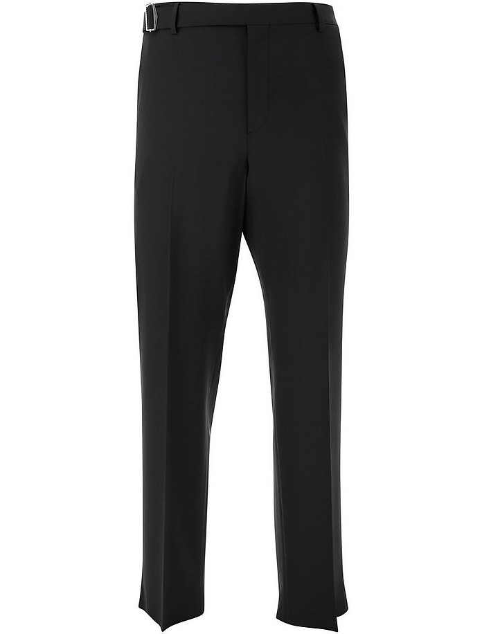 Men's Straight Pants - Valentino Garavani