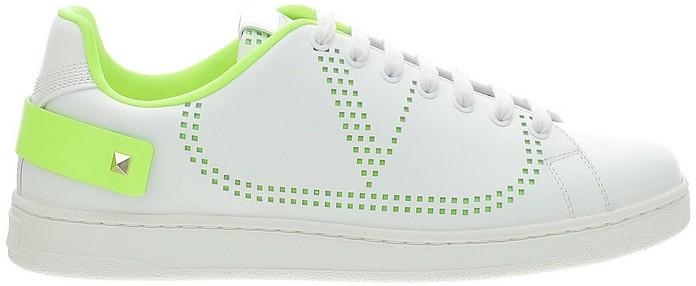 Light And Natural Low Top Sneakers - Valentino Garavani