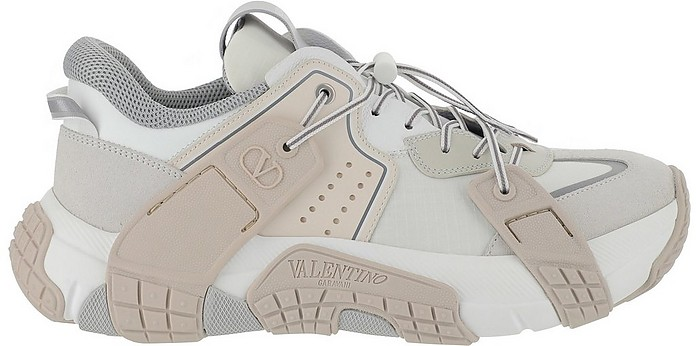 Light And Natural Low Top Sneakers - Valentino