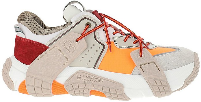 Bright Low Top Sneakers - Valentino Garavani