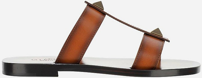 Brown Sandals - Valentino