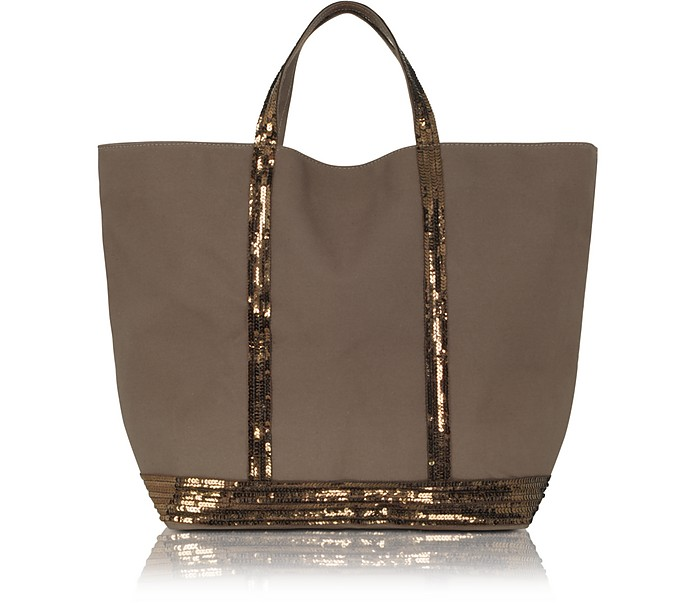 Large Sequined Tote - Vanessa Bruno