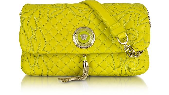 Vanitas Medea Quilted Barocco Shoulder Bag - Versace