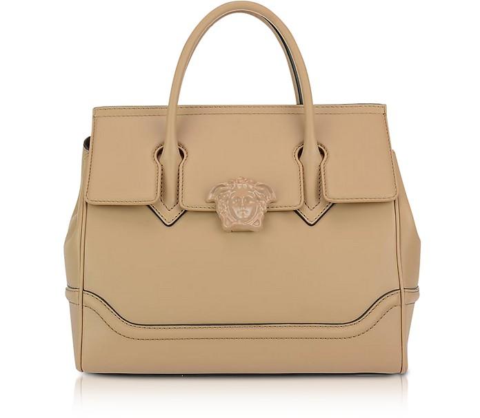 Palazzo Empire Large Top Handle Bag - Versace
