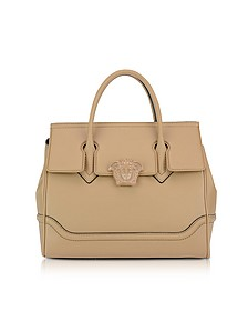 Palazzo Empire Large Top Handle Bag - Versace