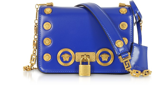 Small Icon Leather Shoulder Bag - Versace / ヴェルサーチ