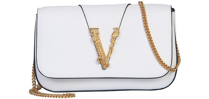 Virtus Shoulder Bag - Versace