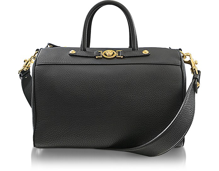 Signature Medium Duffle Bag - Versace