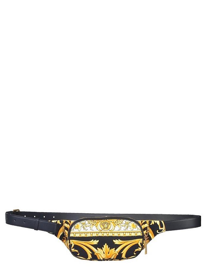 BAROQUE PRINT POUCH - Versace