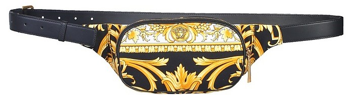 Baroque Print Pouch - Versace