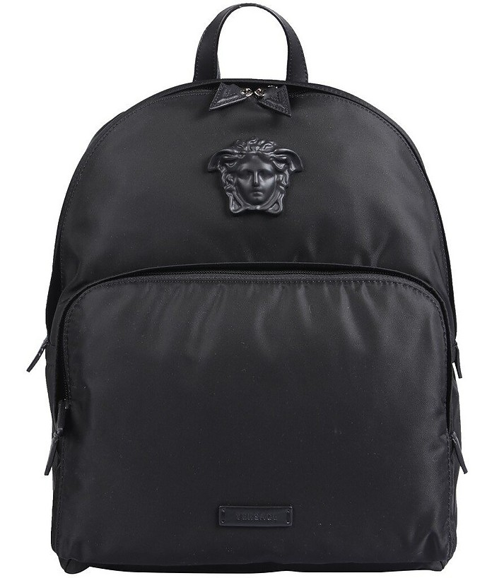 Nylon Backpack - Versace
