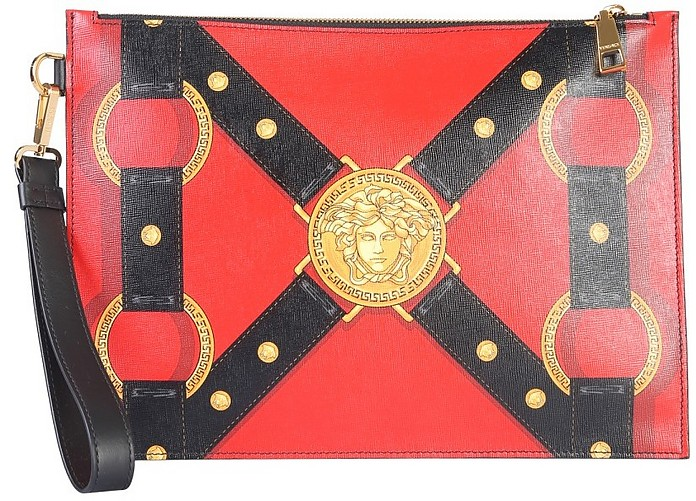 Large Pouch - Versace