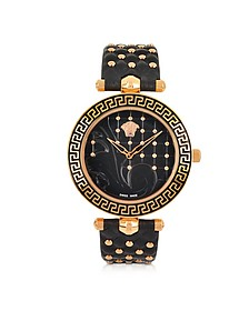 Vanitas Black Women's Watch - Versace