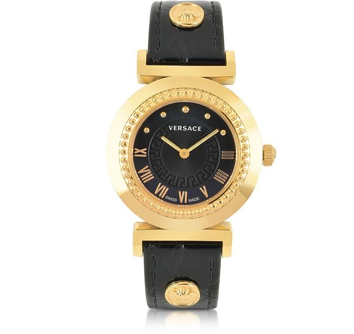 Vanity Lady Black Women's Watch - Versace