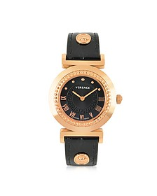 Vanity Lady Black Women's Watch - Versace