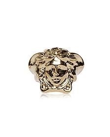Light Gold Metal Medusa Ring - Versace / ヴェルサーチ