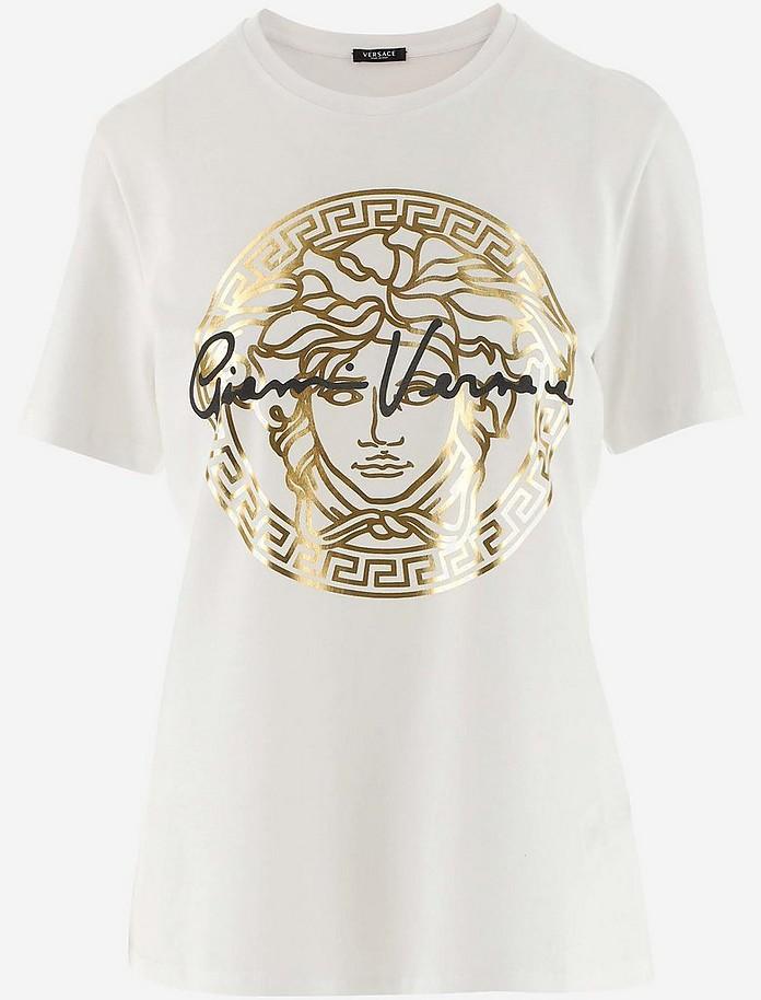 Women's T-Shirt - Versace
