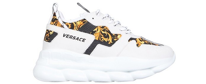 Chain Reaction 2 Sneakers - Versace