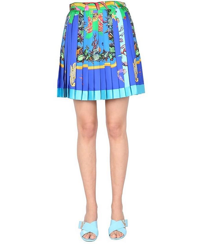 Pleated Skirt - Versace