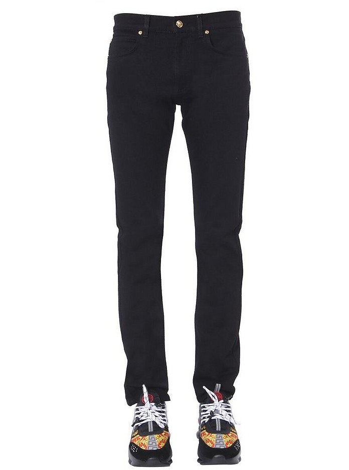 Taylor Fit Jeans - Versace