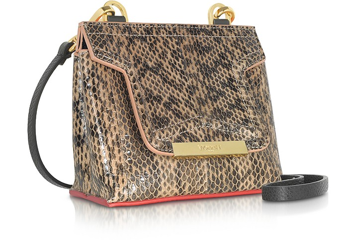 b53cd5cf13c Facebook · Twitter · Pinterest · Share on Tumblr. Mosaic 15 Foie Gras Ayers  Micro Crossbody Bag - Vionnet