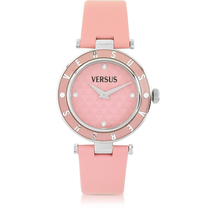 Logo Stainless Steel Women's Watch - Versace Versus