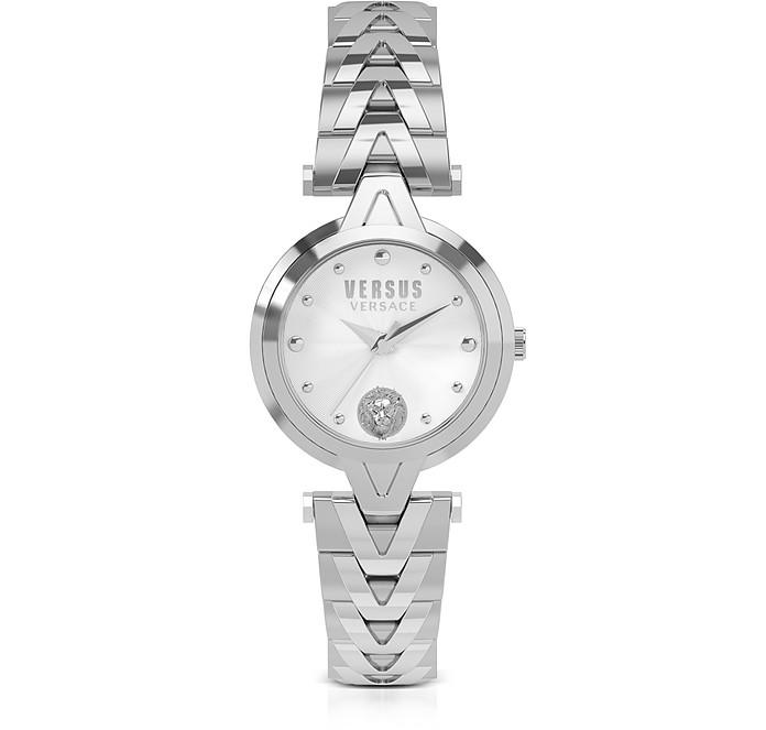 V Versus Silver Stainless Steel Women's Bracelet Watch - Versace Versus