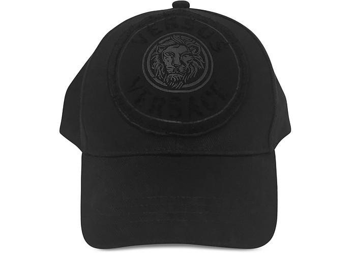 Black Baseball Cap - Versace Versus