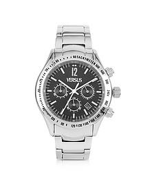 Cosmopolitan Stainless Steel Men's Chronograph Watch