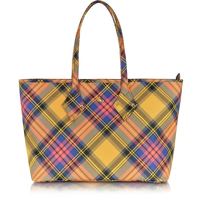 caf62dea18 Vivienne Westwood Derby Fabric Tote Bag at FORZIERI Canada