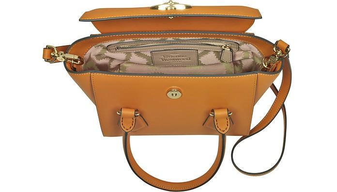 Pimlico Small Satchel Bag Vivienne Westwood Giallo O0NbBM7Q