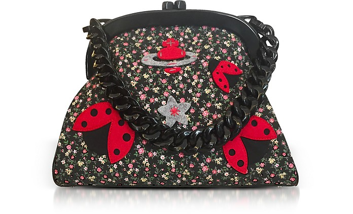 Anna Medium Shoulder Bag - Vivienne Westwood