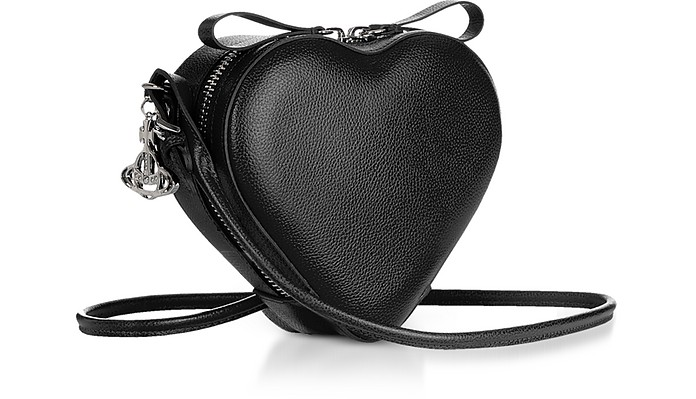 88a4080f61d Johanna Black Heart Crossbody Bag - Vivienne Westwood. kr 2,838 kr 4,730  Actual transaction amount
