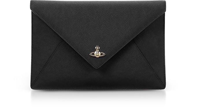 Golden Orb Envelope Clutch - Vivienne Westwood