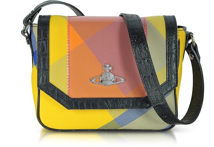 Capri Tartan Small Crossbody Bag - Vivienne Westwood