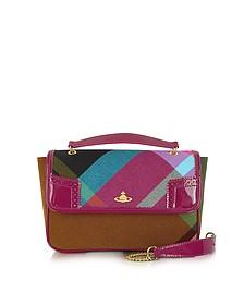 Mac Bruce Tartan Derby Shoulder Bag