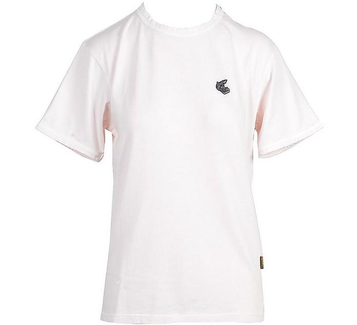 Women's Pink T-Shirt - Vivienne Westwood