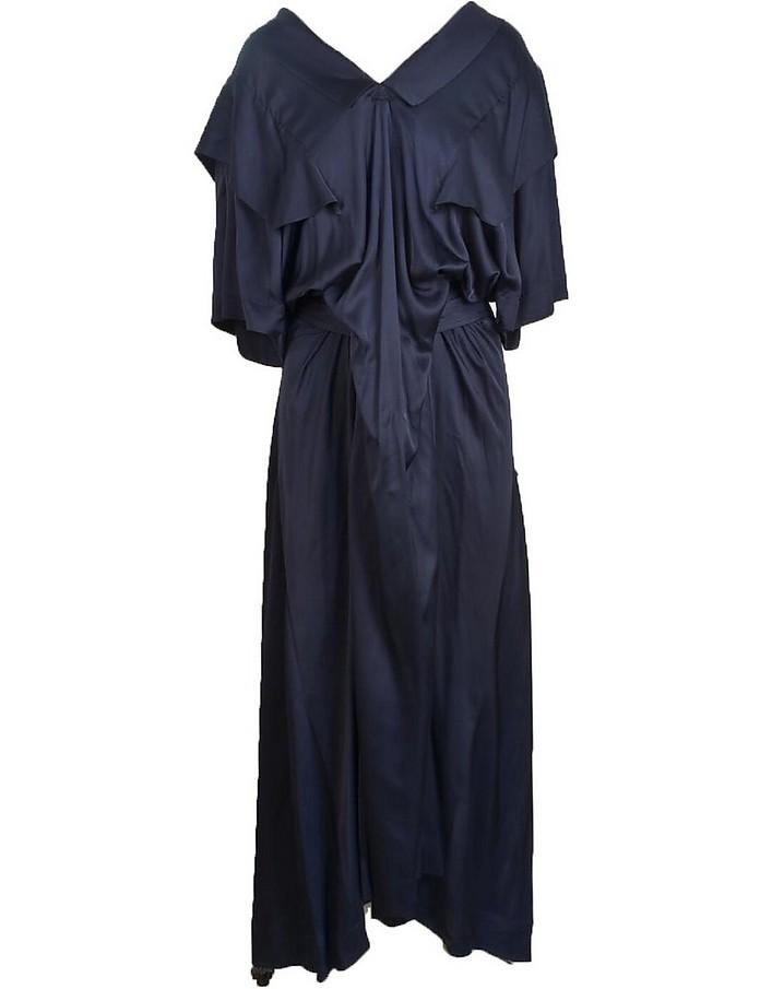 Women's Blue Dress - Vivienne Westwood