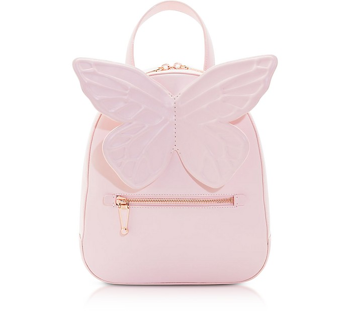 Sophia Webster Baby Pink Kiko Butterfly Backpack at FORZIERI 9ea0e1d64c378