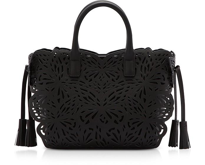 Black Mini Liara Tote Bag - Sophia Webster