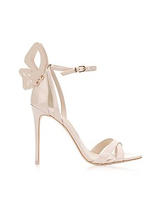 Nude Leather Madame Chiara Sandals - Sophia Webster