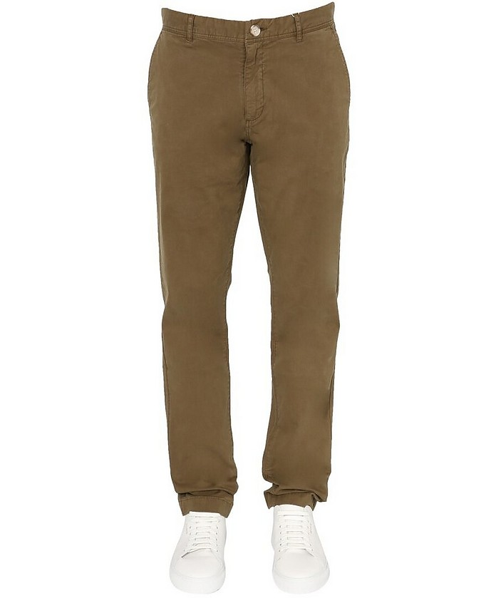 Classic Chino Trousers - Woolrich
