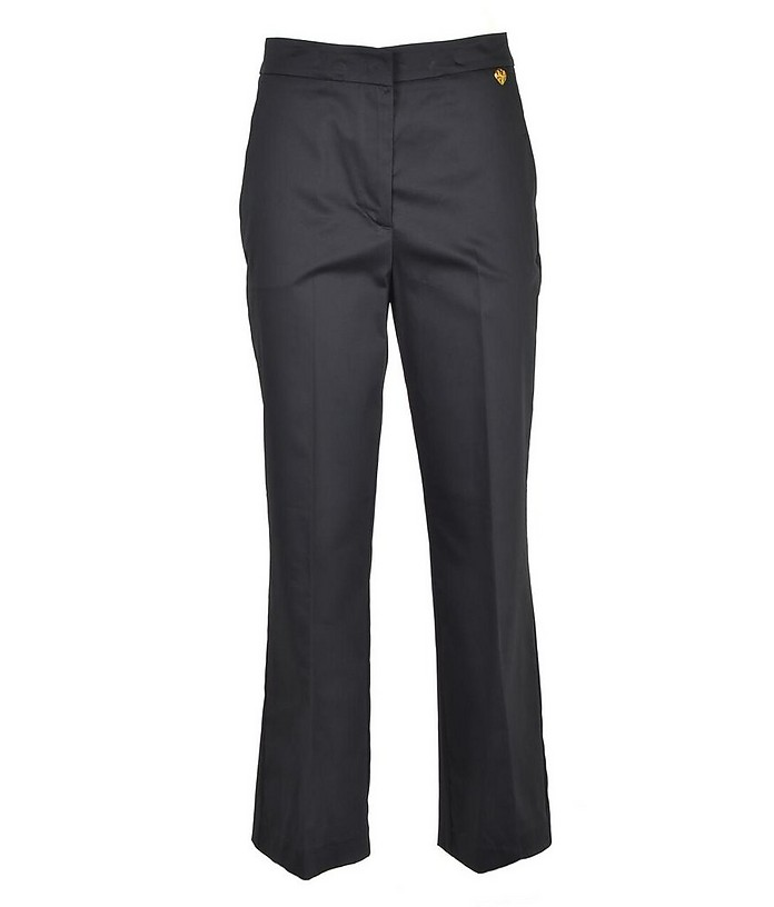 Women's Black Pants - TWIN SET
