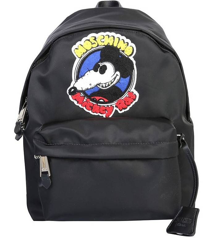 """chinese New Year"" Backpack - Moschino"