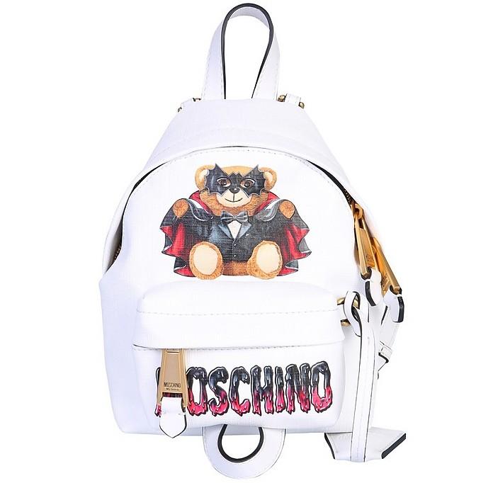 Mini Teddy Bear Backpack - Moschino