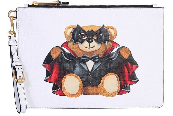Teddy Bear Pouch - Moschino