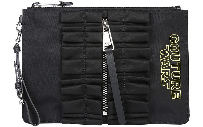 Couture Wars Clutch - Moschino