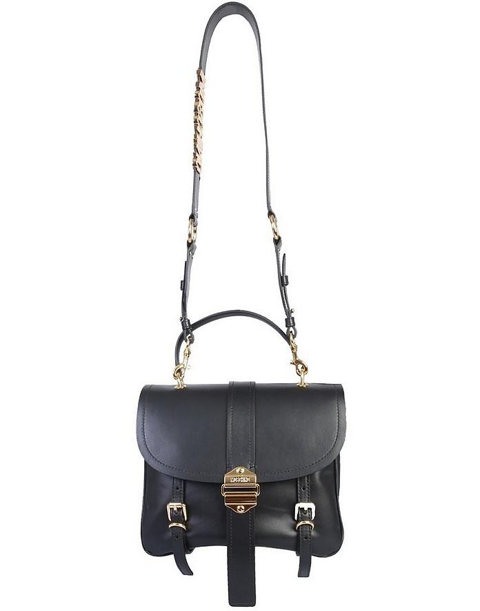 Leather Bag - Moschino