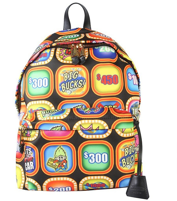 Good Luck Trolls Backpack - Moschino