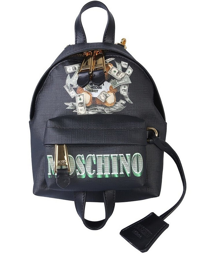 Mini Backpack - Moschino